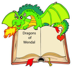 Green_dragon_holding_old_book